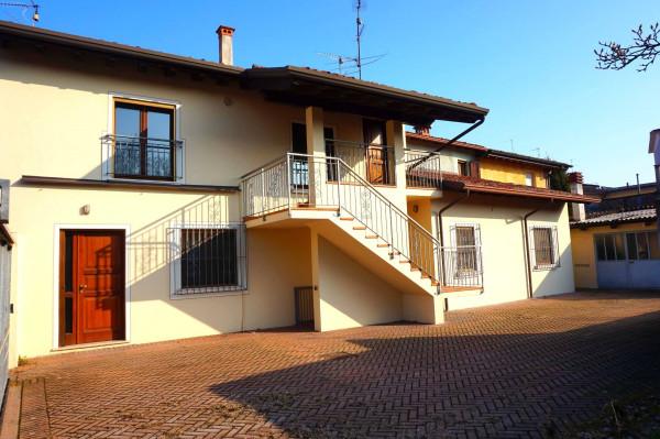 Villa in vendita a Ghedi, 4 locali, prezzo € 210.000 | Cambio Casa.it