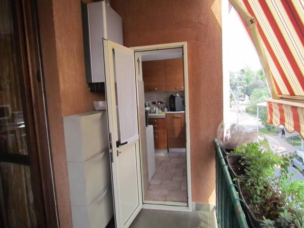Bilocale Brugherio Via Italia 7