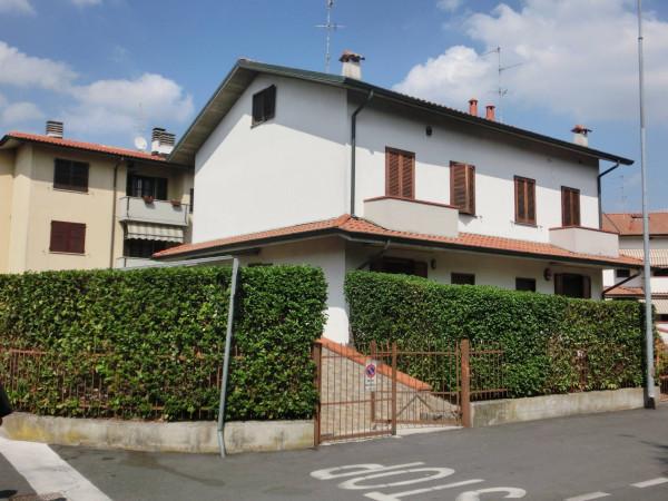 Villa in vendita a Dresano, 3 locali, prezzo € 300.000 | Cambio Casa.it