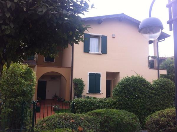 Villa a Schiera in vendita a Gussago, 5 locali, prezzo € 380.000   Cambio Casa.it