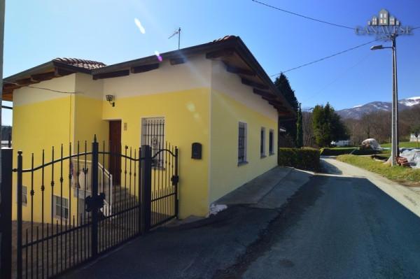 Casa indipendente in Vendita a San Colombano Belmonte Centro: 4 locali, 100 mq