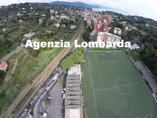 Bilocale Santa Margherita Ligure Via Garibotti 11