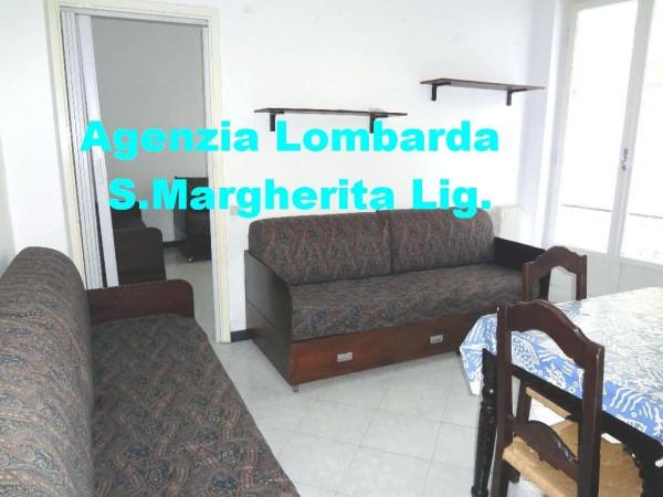 Bilocale Santa Margherita Ligure Via Garibotti 2