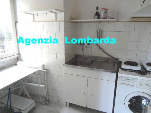 Bilocale Santa Margherita Ligure Via Garibotti 3