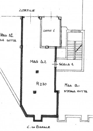 Box / Garage in vendita a Borgo San Dalmazzo, 2 locali, prezzo € 50.000 | Cambio Casa.it