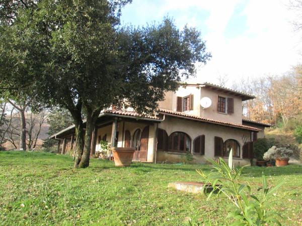 Villa in vendita a Sorano, 6 locali, prezzo € 770.000 | Cambio Casa.it