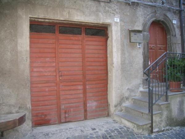 Bilocale Canepina Via Porta Piaggie 11