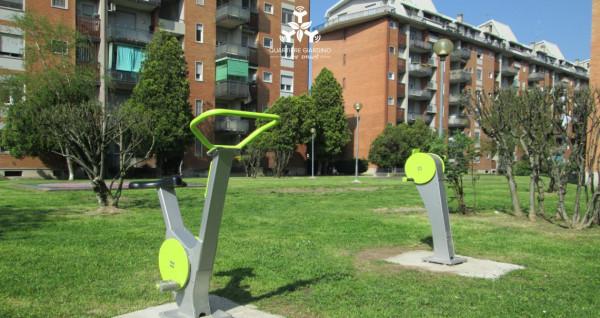 Bilocale Cesano Boscone Via Salici 10