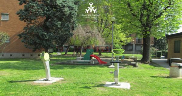 Bilocale Cesano Boscone Via Salici 5