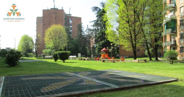 Bilocale Cesano Boscone Via Salici 6