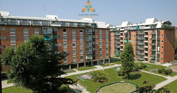 Bilocale Cesano Boscone Via Salici 9