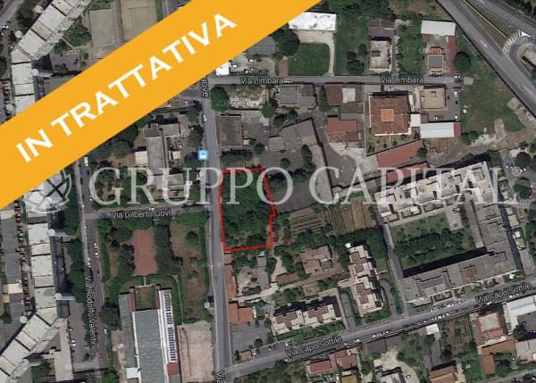 Terreno Commerciale in Vendita  zona Tufello Rif.8524546