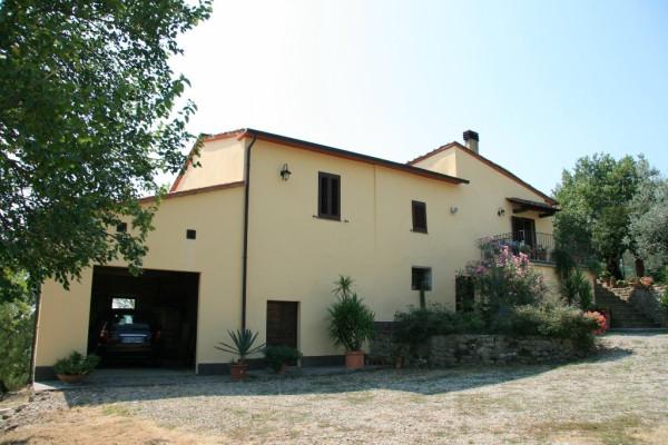 Rustico in Vendita a Civitella In Val Di Chiana Centro:  5 locali, 270 mq  - Foto 1
