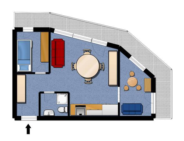 Appartamento in vendita a Frabosa Sottana, 3 locali, prezzo € 85.000 | Cambio Casa.it