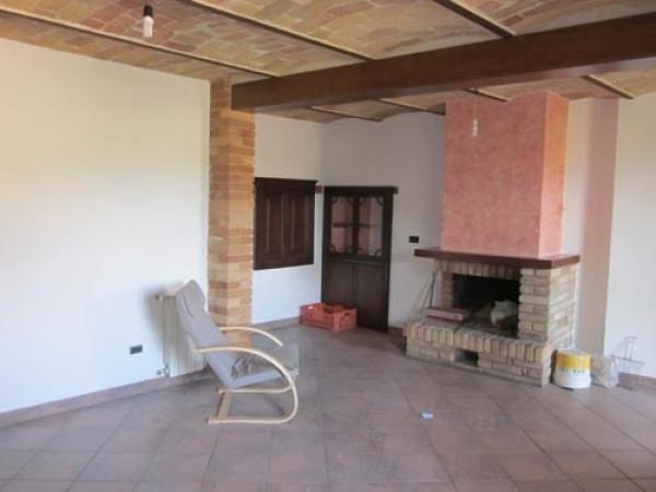Villa in affitto a Basciano, 6 locali, prezzo € 280 | Cambio Casa.it