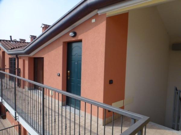 Bilocale Origgio Via Guglielmo Marconi 1