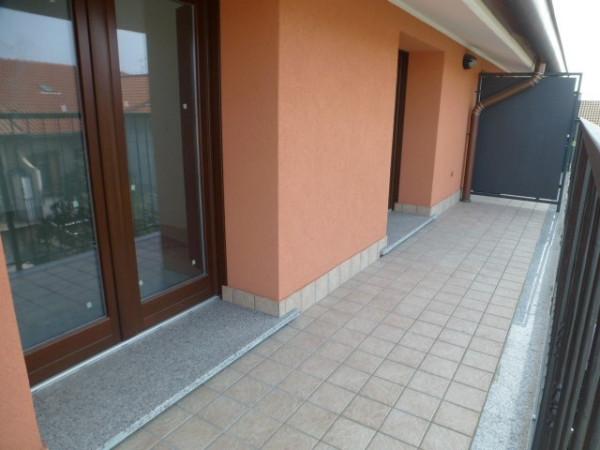 Bilocale Origgio Via Guglielmo Marconi 4