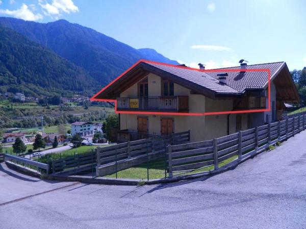 Appartamento in Vendita a Caderzone Centro: 3 locali, 80 mq