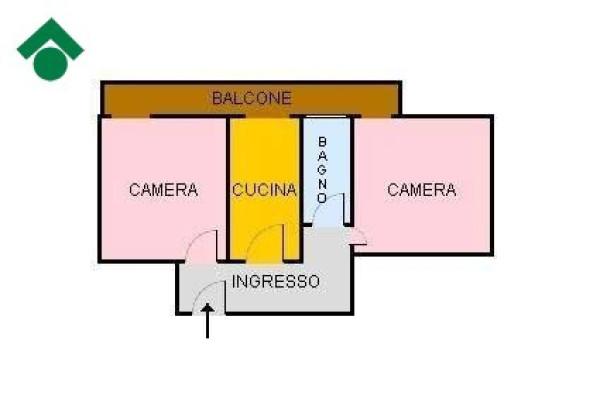 Bilocale San Giorgio a Cremano Corso S. Giovanni A Teduccio, 1014 11