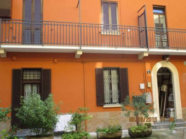 Bilocale Milano Via Privata Giuba 1
