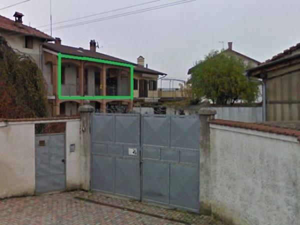 Villa in vendita a Santena, 3 locali, prezzo € 73.000   Cambiocasa.it