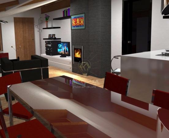 Appartamento in vendita a Missaglia, 3 locali, prezzo € 129.000 | Cambio Casa.it