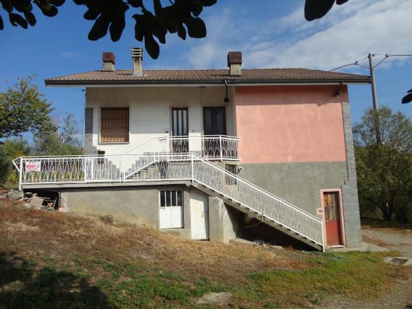 villa vendita montaldo bormida di metri quadrati 200 prezzo 170000 rif e437