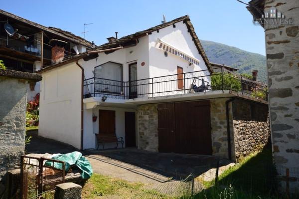 Casa indipendente in Vendita a Traversella Centro: 5 locali, 55 mq