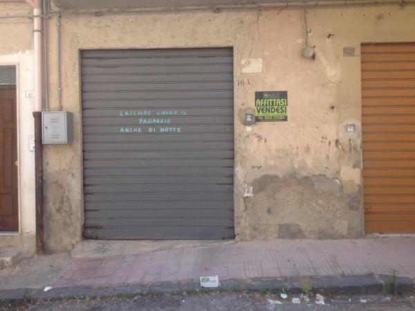 Attività commerciale Officina in Affitto a Canicatti'