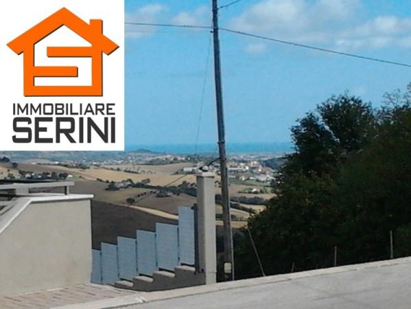 Terreno Edificabile Residenziale in vendita a Monte San Giusto, 9999 locali, prezzo € 75.000 | Cambio Casa.it