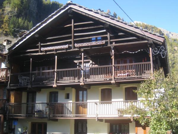 Rustico / Casale in vendita a Gressoney-Saint-Jean, 6 locali, Trattative riservate | Cambio Casa.it