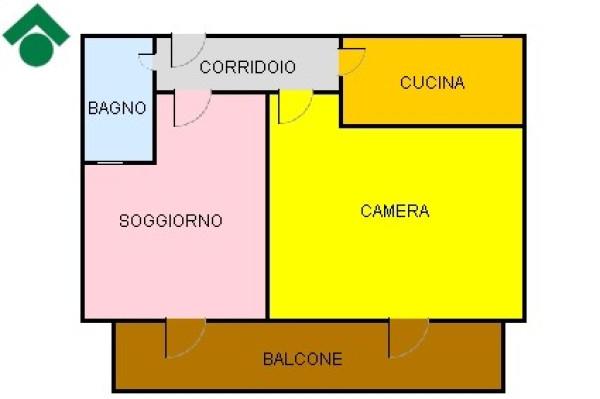 Bilocale Casagiove Viale Trieste 1