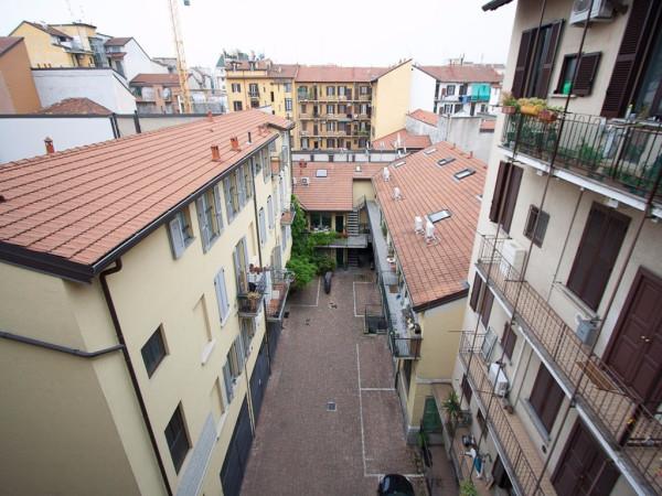 Bilocale Milano Via Andrea Maria Ampère 9