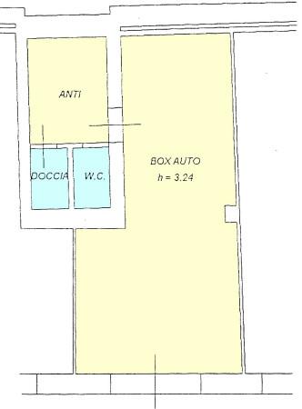 Box / Garage in vendita a Trieste, 2 locali, prezzo € 50.000   Cambio Casa.it