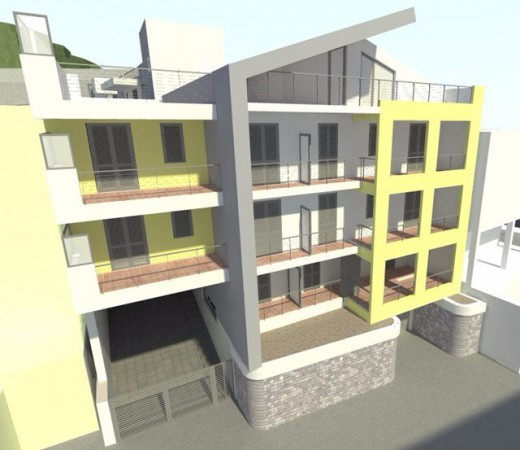 Appartamento in vendita a Villafranca Tirrena, 3 locali, prezzo € 155.000 | Cambio Casa.it