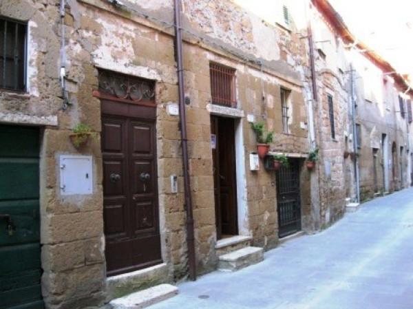 Appartamento in vendita a Pitigliano, 3 locali, prezzo € 65.000 | CambioCasa.it