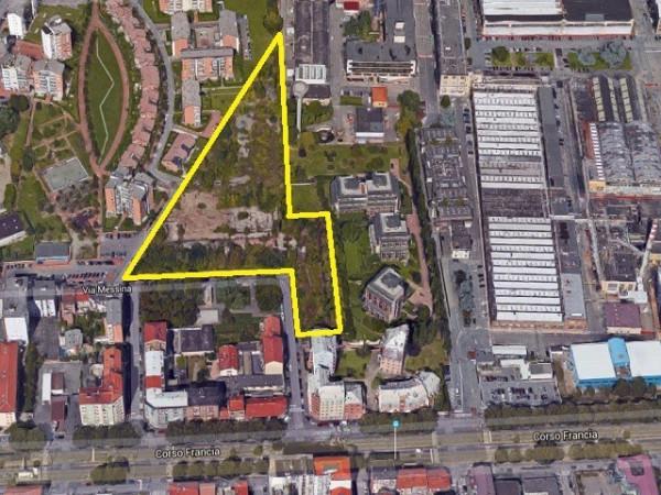 Terreno Edificabile Residenziale in vendita a Torino, 9999 locali, zona Zona: 15 . Pozzo Strada, Parella, prezzo € 1.500.000   Cambio Casa.it
