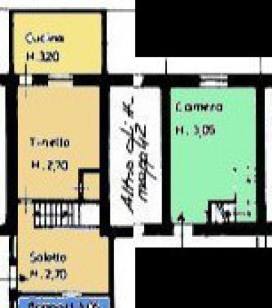 Bilocale Paderno Dugnano Via Cardinale Luigi Riboldi 8