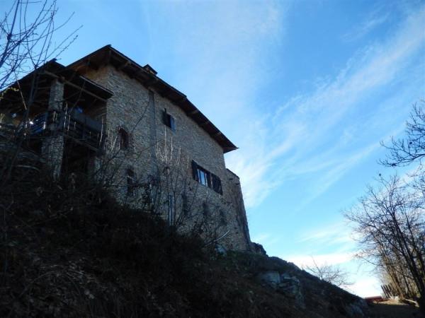 Villa in Vendita a Mondovi' Periferia: 5 locali, 400 mq