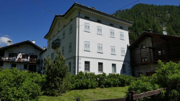 Appartamento in vendita a Gressoney-la-Trinitè, 3 locali, prezzo € 230.000 | Cambio Casa.it