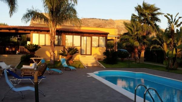 Villa in vendita a Terrasini, 6 locali, prezzo € 410.000 | Cambio Casa.it