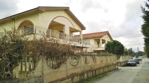 Villa in Vendita a Palermo Periferia: 5 locali, 200 mq