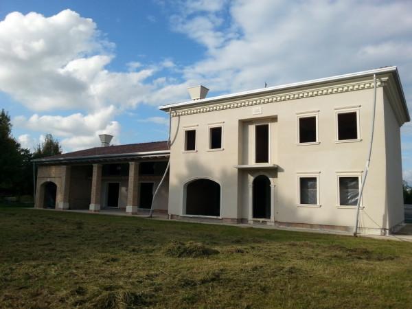Villa-Villetta Villa in Vendita a Santa Giustina In Colle