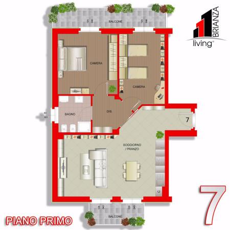 Appartamento in vendita a Caprino Bergamasco, 3 locali, prezzo € 145.000 | Cambio Casa.it