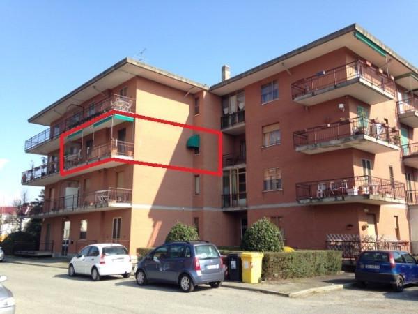 Appartamento in vendita a Piossasco, 3 locali, prezzo € 65.000 | Cambio Casa.it