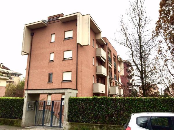 Bilocale Paderno Dugnano Via Renato Cartesio 1