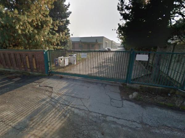 Capannone in vendita a Piobesi Torinese, 6 locali, prezzo € 180.000 | Cambio Casa.it