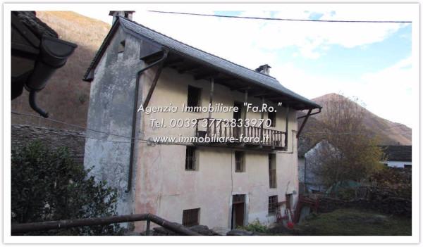 Villa in vendita a Cannobio, 6 locali, prezzo € 98.000 | Cambio Casa.it