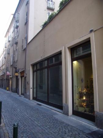 Negozio / Locale in vendita a Torino, 1 locali, zona Zona: 1 . Centro, Quadrilatero Romano, Repubblica, Giardini Reali, prezzo € 155.000   Cambio Casa.it