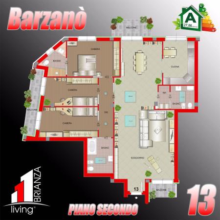 Appartamento in vendita a Barzanò, 9999 locali, Trattative riservate | Cambio Casa.it